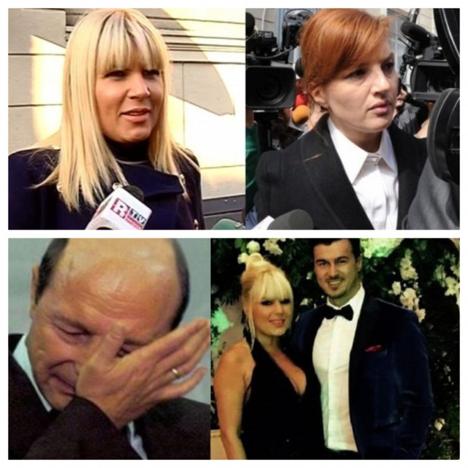 12 ani de închisoare pentru Elena Udrea şi 15 ani pentru Ioana Băsescu