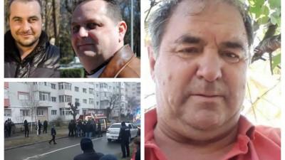Criminalul din Oneşti care a ucis doi oameni a fost operat. Bărbatul se află acum la Terapie Intensivă