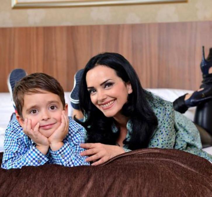 Clipe dramatice pentru Magda Vasiliu, ce a păţit băieţelul ei după ce a fost diagnosticat cu cancer