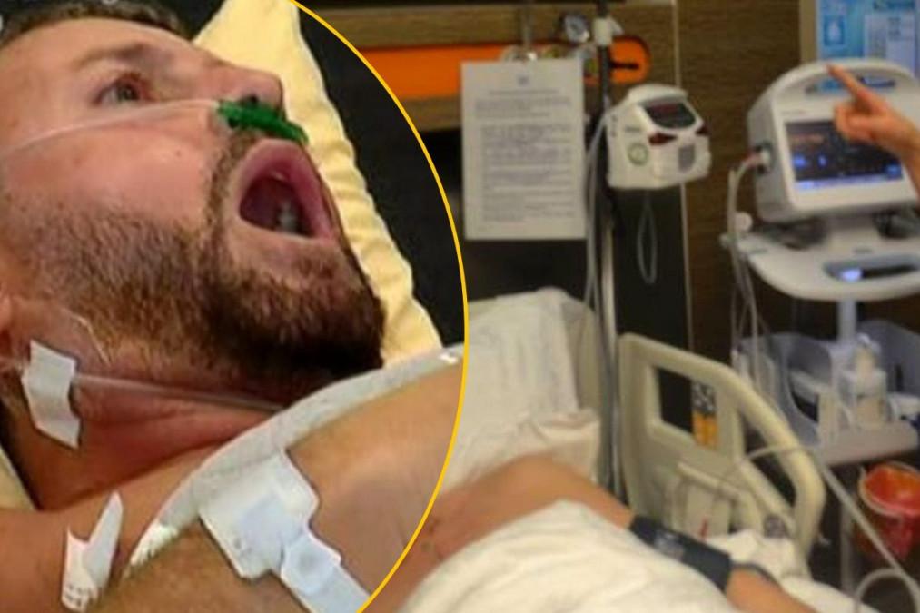 Cătălin Botezatu, infectat cu Covid-19 după ce a avut cancer la plămâni!