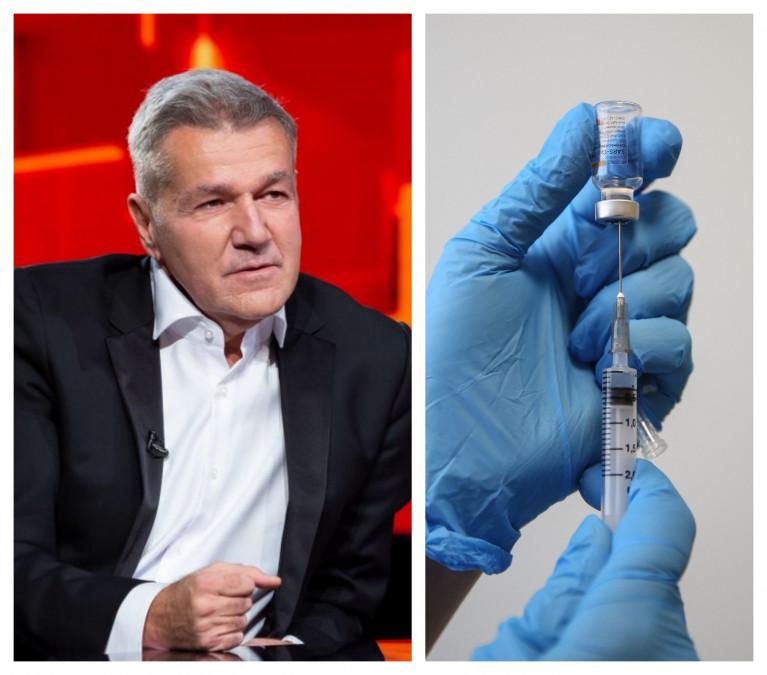 Dan Bittman se vaccinează! A făcut anunţul în direct