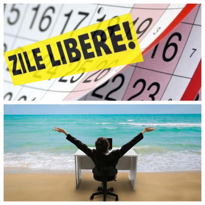 Zile libere iunie 2021: Veşti DE VIS pentru bugetari şi nu numai!