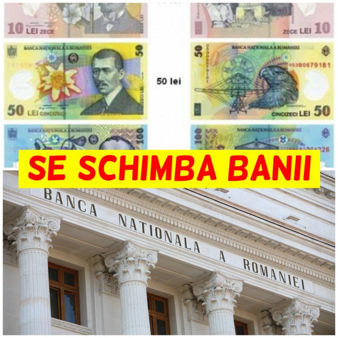 Se schimbă banii! Apare o nouă bancnotă!