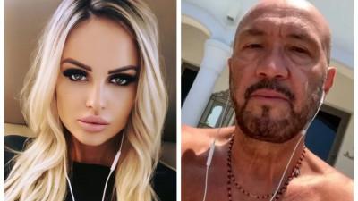 Walter Zenga are o nouă iubită româncă după ce a divorţat de Raluca Rebedea. Este un fotomodel în vârstă de 31 de ani FOTO